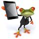Das Event mit dem Frosch by Frank Schicker