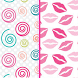 pretty pink wallpapers by Amazing monkey apps