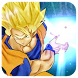 Saiyan Battle: Goku Tenkaichi Warrior by vileck moutant