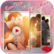 Love Photo to Video Maker by Magical Flash Black Birds