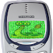 Old Phone Snake Game