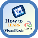 How to learn Visual Basic