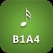 Lyrics for B1A4 by CoffeeLack