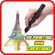3D Printing Pen Creations by Diana Dev