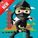 Ninja Warior Runner 3 D