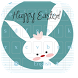 Easter Bunny Wallpaper by M Typewriter Theme Studio