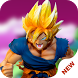 Dragon Goku Super Saiyan Warrior by Dexaapp Inc