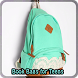 Book Bags for Teens by noobita