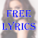 CHER LLOYD FREE LYRICS by DanaiDev