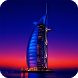 Dubai Buildings Live Wallpaper by ChiefWallpapers