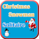 Christmas Snowman Solitaire by angelbytes