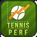 Tennis perf by David Mounou