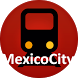 Mexico City Metro Map by Tesseract Apps