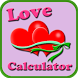 Love Test Calculator by Onex Softech