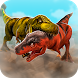 Jurassic Run Attack - Dinosaur Era Fighting Games by ★★★★★ Cheese Hole Games
