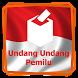 Undang Undang Pemilu by AfraDev