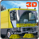 Street Sweeper Services Truck by Digital Toys Studio