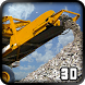 Stone Crusher Crane Operator by Kick Time Studios