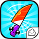 Knife Evolution - Flipping Idle Game Challenge by Evolution Games GmbH