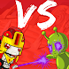 Iron Robot VS Alien