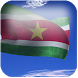 3D Suriname Flag by App4Joy