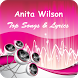 The Best Music & Lyrics Anita Wilson by Kingofgaluh MediaDev