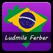 Ludmila Ferber Gospel Letras by Andrea Fabian