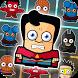 Mini Super Heroes City Match 3 by Robert D Alexander