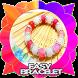 Easy bracelet tutorials by Shankara.inc