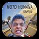 Moto Humana Ram Pá