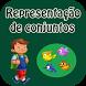 Representação de conjuntos by HypatiaMat