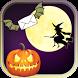 Halloween Live Widget by The World of Digital Clocks