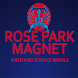 Rose Park Magnet by TappITtechnology