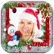 Christmas Photo Frames Editor by hich-Dev