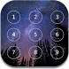 Galaxy password Lock Screen by Sudioka