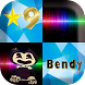 Piano Game for Bendy Ink by SantakTech