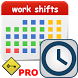 my work shifts PRO by Christos Themelis