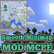 Smooth Minimap MOD MCPE by VovaApps