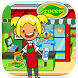 Pretend Grocery Store - Kids Supermarket Learning by Beansprites LLC
