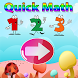 Quick Math Fun for Kids School by Chorkaew Niraruk