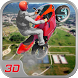 Flying Bike Stunt Rider by GameStation 3D
