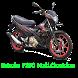 100+ Modifikasi Motor Satria FU Terbaru