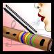 Real flute by Pranav Davda