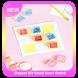 Elegant DIY Emoji Heart Clutch by Wayang Apps