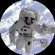Astronaut VR Google Cardboard by Muchoviento.net