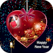 New Year Photo Frame by Framography Apps