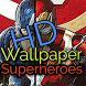 Fant Art Wallpaper Superheros