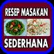 Kumpulan Resep Masakan Sederhana by GungunApps