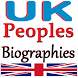 Great United Kingdom Peoples Biographies English by Mahendra Seera