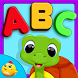 Kids Learning ABC Flash Cards by Gameiva